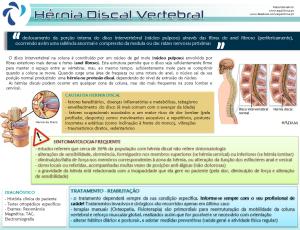 11. Folheto Hérnia Discal Vertebral